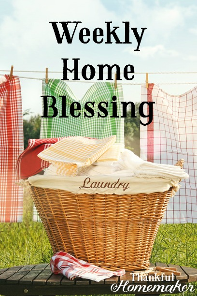 Monday morning - I can truly say I love Monday mornings. Flylady's Weekly Home Blessing has helped me to enjoy and actually look forward to Monday's. #weeklyhomeblessing #flylady @mferrell