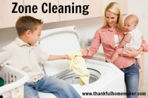 Zone Cleaning