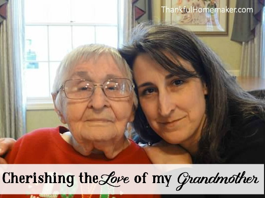 I want to share some of the lessons I have learned from my grandmother that I have brought into my mothering and my grandmothering. @mferrell