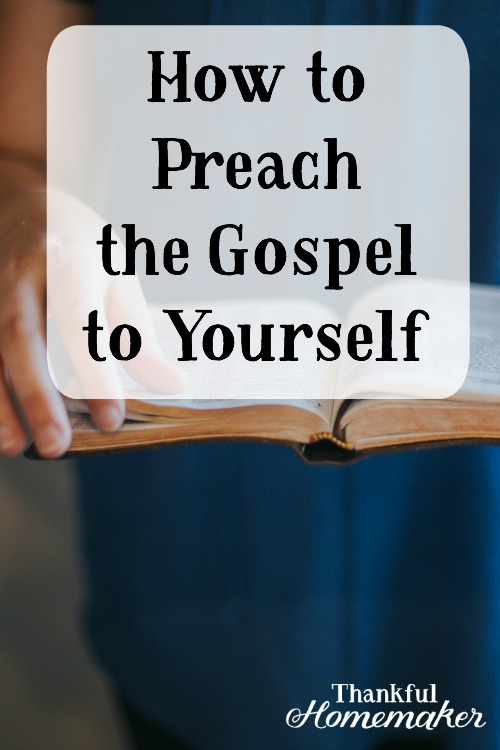 Being reminded of the gospel will be an encouragement to you when you sin, as you will find immediate comfort in the gospel. When you are focused on the gospel, you will find yourself sinning less, and you will find walking in God's ways more natural than when your heart and mind are not set on things above. #preachthegospeltoyourself #preachthegospel @mferrell