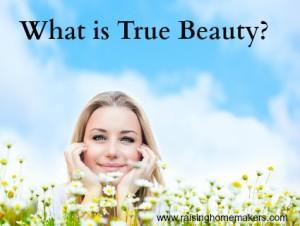 What is True Beauty?