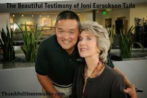 The Beatuiful Testimony of Joni Eareckson Tada