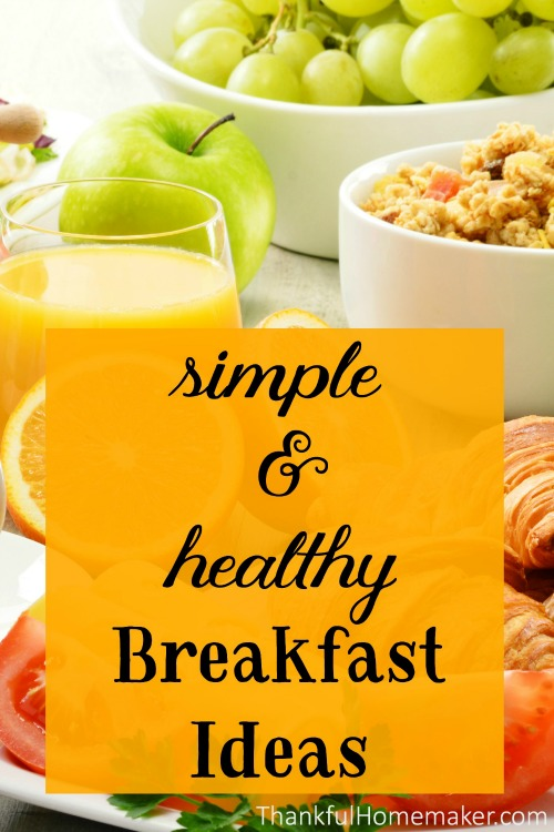 We All Know Eating A Good Breakfast Is An Important Way To Start Our Day But