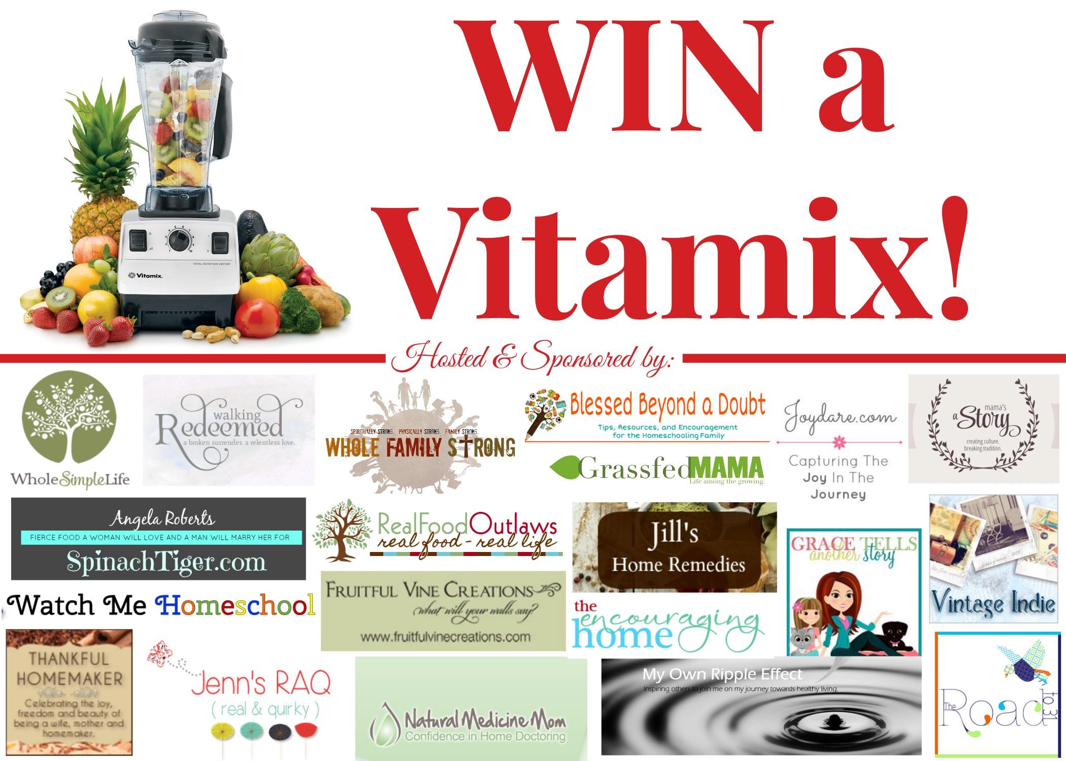 win a vitamix