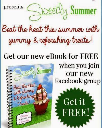 Introducing the Christian Homemaking Community & An Ice Cream Maker Giveaway!