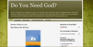 Making an Evangelistic Website