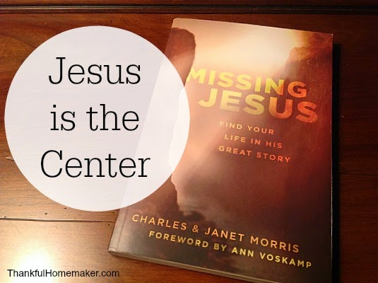 Jesus is the Center