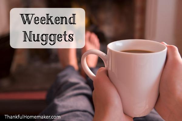 Weekend Nuggets