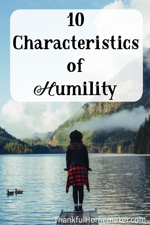How does a person who is humble live differently from one who is prideful? @mferrell