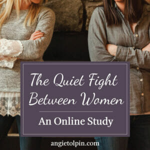 The Quiet Fight Between Women & An Apple iWatch Giveaway!