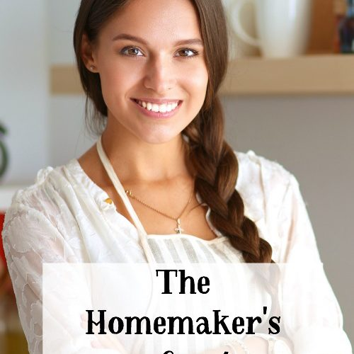 The Homemaker's Secret Time Saving Tool - @mferrell