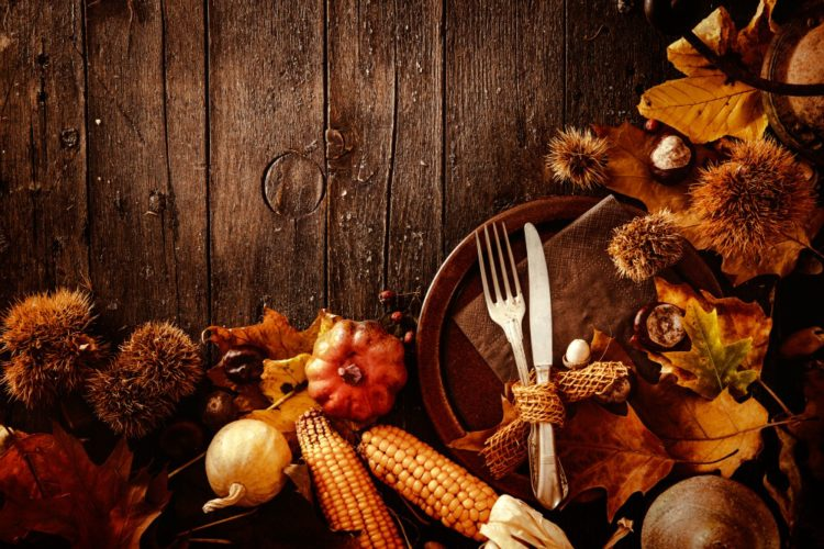 Our Simple Thanksgiving Traditions