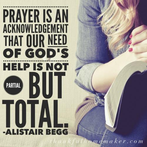 alistair-begg-prayer-quote