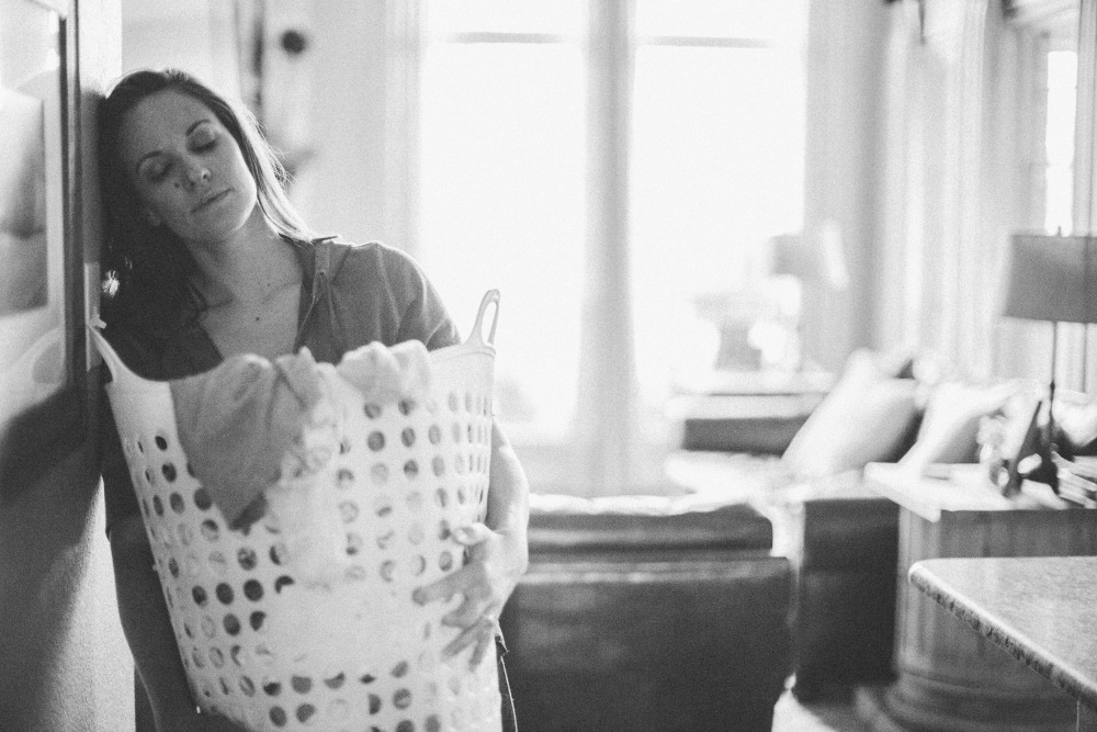 Day in and day out work day of a mom can be physically and emotionally exhausting. @mferrell