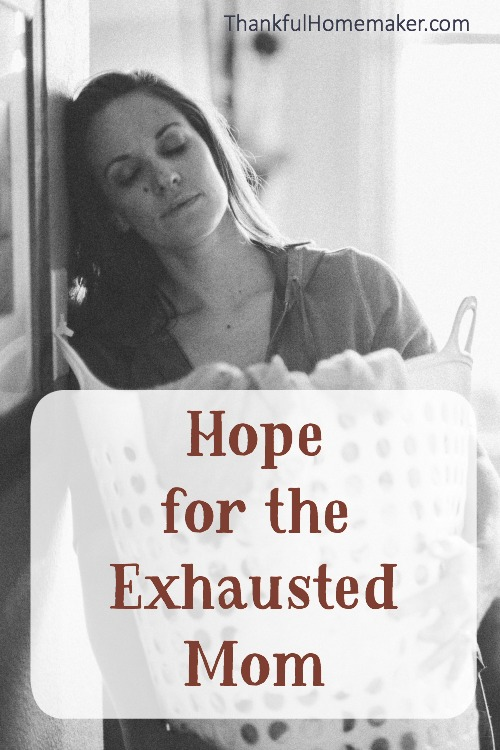 Learn from our Lord and let me suggest a few ways for you to practically get some rest in those days that are totally exhausting: @mferrell