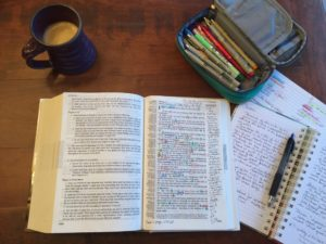 Inductive Bible Study & A Walk Through Ephesians