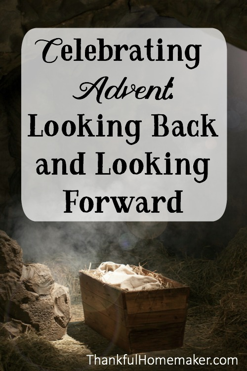 Advent can be looked at as a season to look back and one to look forward preparing for Jesus second coming. @mferrell