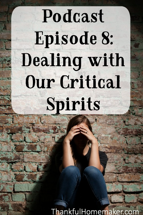 Are we as critical of ourselves as we are of others? @mferrell