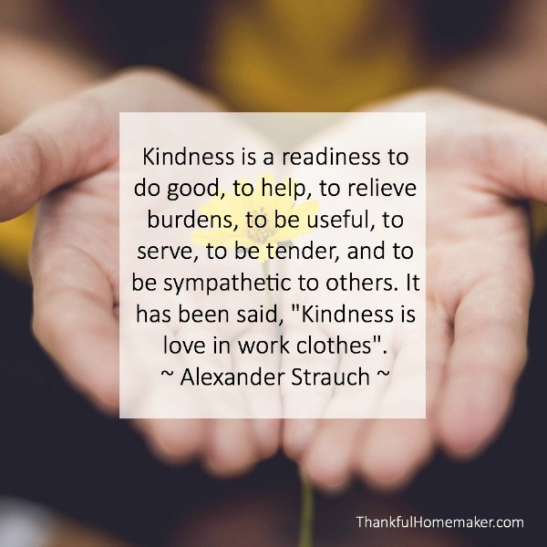 As believers in Jesus Christ kindness should characterize our lives. Paul says in Titus 3:3-4 what changed his life was the kindness of Jesus. @mferrell