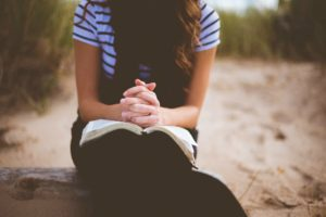 Sitting at the Feet of Jesus in a Season of Busyness