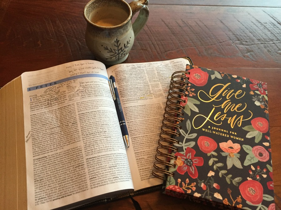Did you notice we don't just tend to coast into Christlikeness in our Christian walks? It takes planning to spend daily time with the Lord. @mferrell