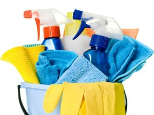 Podcast Ep. 16: Simplify Your Housekeeping with a Cleaning Schedule for Your Home