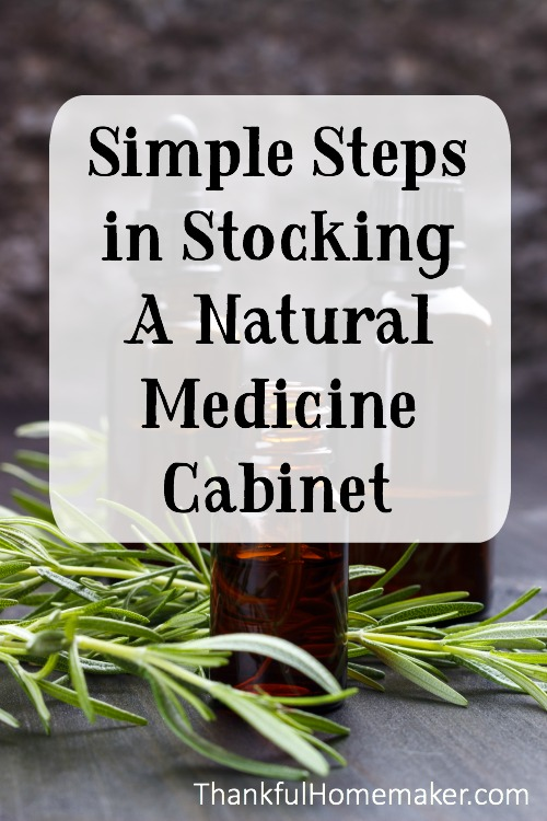 I'd like to walk you through how I started to change my cabinets over to natural alternatives in dealing with the common ailments we battle in our homes. @mferrell