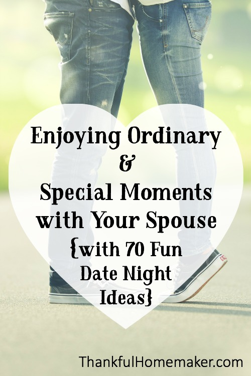 70 Fun Date Night Ideas. @mferrell