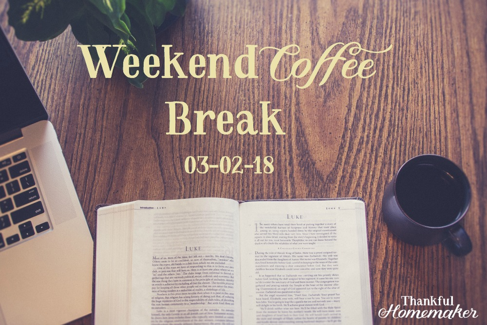Sharing with you blog post, podcasts, videos and much more to encourage you in your walk with the Lord this weekend: @mferrell