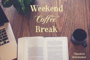 Weekend Coffee Break {February 16th}