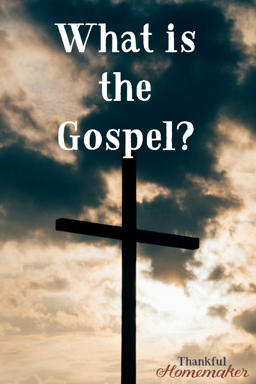 What is the Gospel? @mferrell