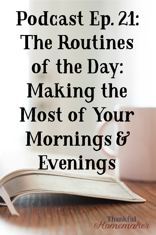 I find comfort in the routines of the day. We all have areas of our lives that need to be taken care of on a daily basis. Having routines set in your day can make the whole day run smoothly, and those routines tend to become habits over time. #morningroutine #routines #eveningroutine @mferrell