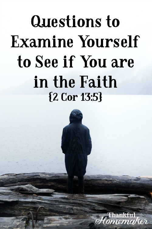 It is possible to profess faith in Christ and still be unsaved. Paul exhorts us in 2 Corinthians 13:5 to examine ourselves because the outcome of real faith will show that Christ is indwelling in us by the Holy Spirit and it will result in godly lives that desire to be obedient to the Word of God. @mferrell #examineyourself #2corinthians13:5 #truefaith #christian