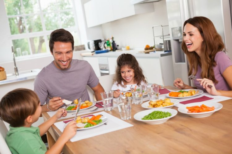 How would you like to build relationships with your family, teach good conversation skills, work on proper table manners, eat healthier and laugh and enjoy each other's company as a family? The solution is simple. Take the time to make the most of your family dinners. @mferrell