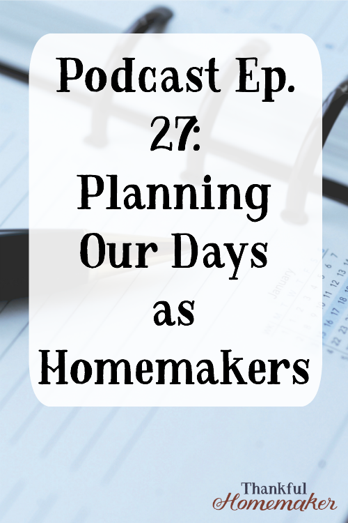 Planning has been a help to me in caring well for my home and family. #planner #planners @mferrell