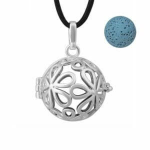 Essential Oil Diffuser Necklace #essentialoil #essentialoiljewelry #essentialcharms @mferrell