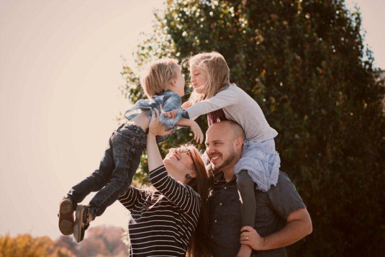 25 Ways to Enjoy Your Family