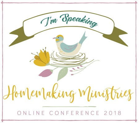 Homemaking Ministries 2018 Conference @mferrell