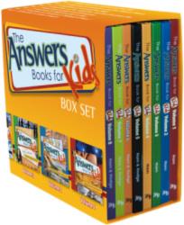 Answers books