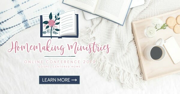 Homemaking Ministries 2019 Conference @mferrell