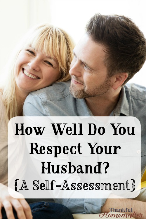 Did you know that God didn't call you to change your husband?  He did call you to respect your husband. @mferrell