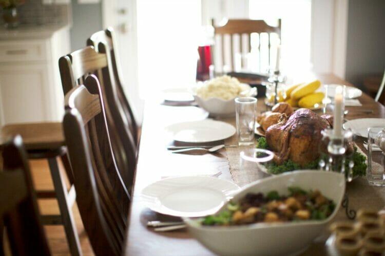 Planning a Christ Focused Thanksgiving Dinner