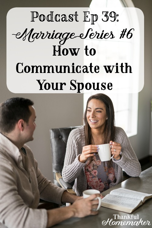 Our marriages will not be able to achieve deep oneness without good communication. A strong, healthy, unified marriage is not possible without good communication. #communication #communicationinmarriage @mferrell