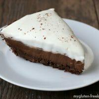 Gluten-free Chocolate Cream Pie