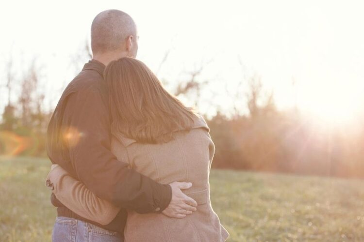 We have all heard that behind every great man is a great woman. A wife's encouragement can make her husband a better man. @mferrell